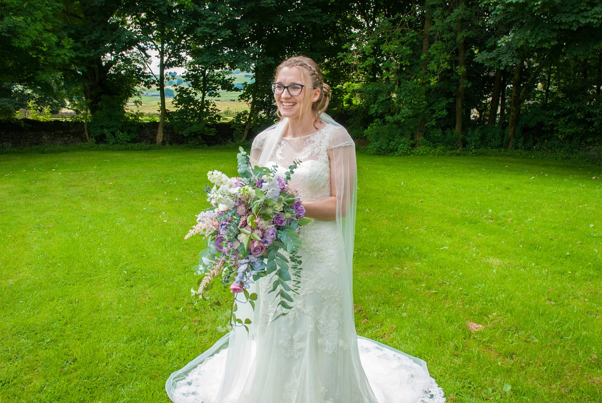 Sweetpea Macfie Wedding Florist