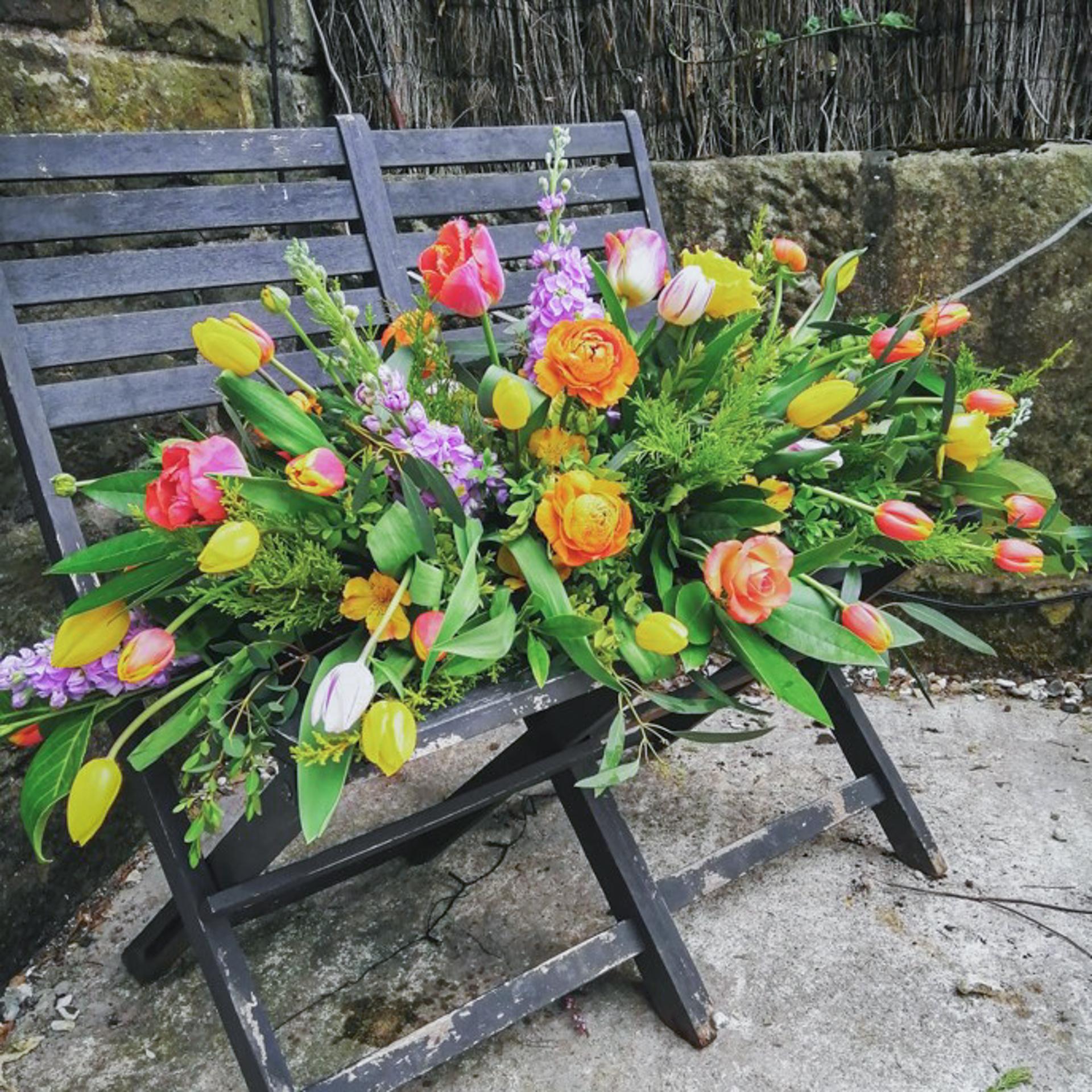 Sweetpea Macfie Chesterfield Florist